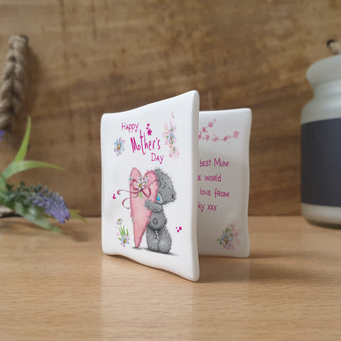 Personalised Gifts  Me To You Mother's Day Message Card