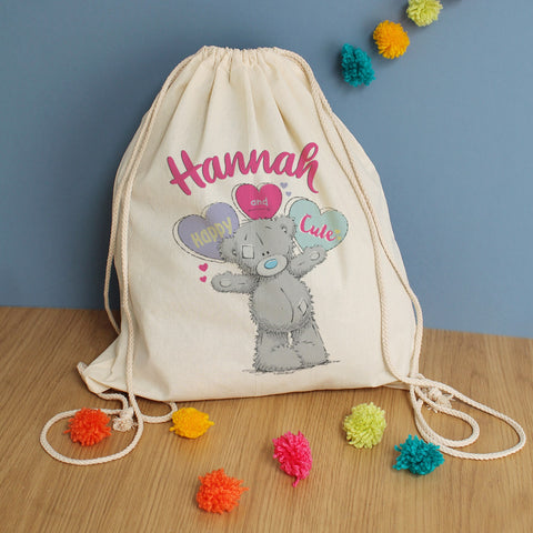 Me To You Pastel Pop Drawstring Bag