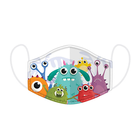 Monstarz Monster Reusable Face Covering - Small