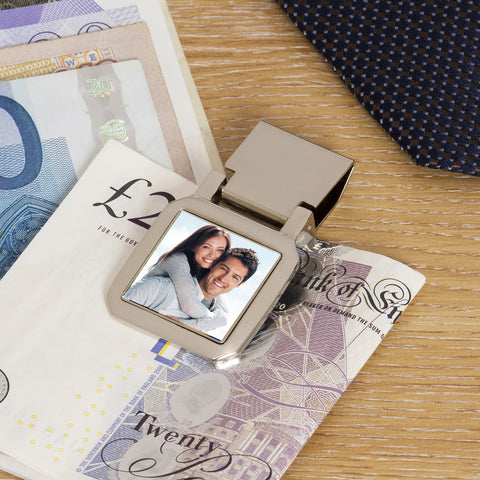 Photo Money Clip | Gifts24-7.co.uk