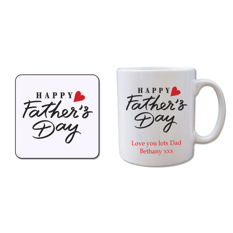 Mug and Coaster Set-FD