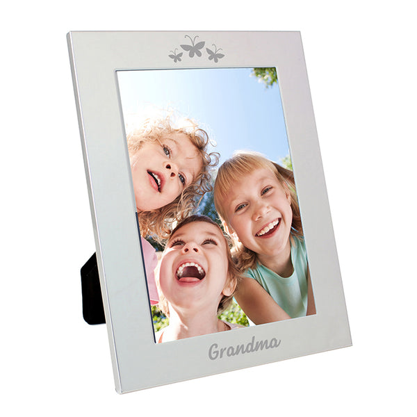 silver-5x7-grandma-photo-frame