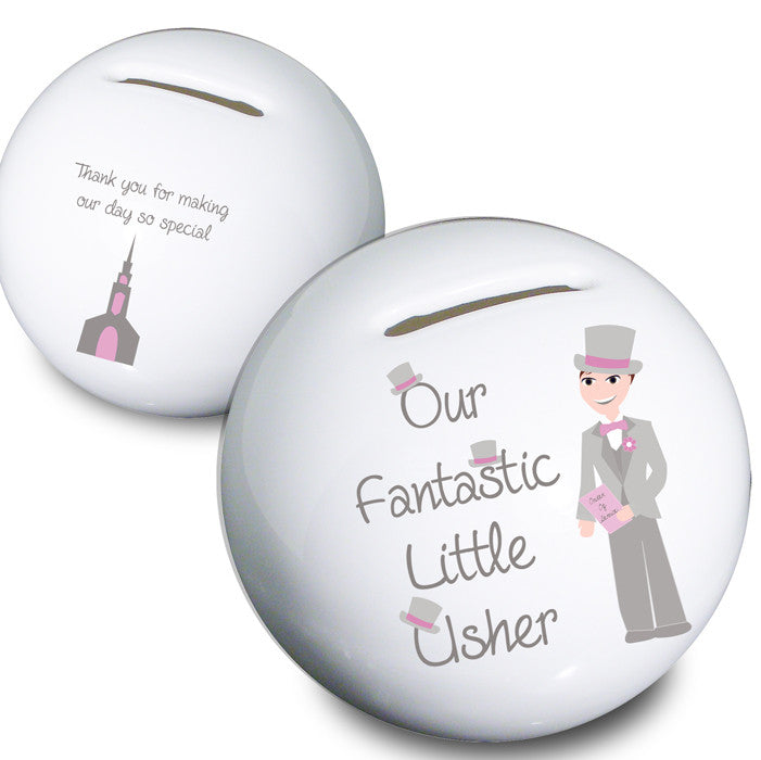 Fabulous Usher Money Box | ShaneToddGifts.co.uk