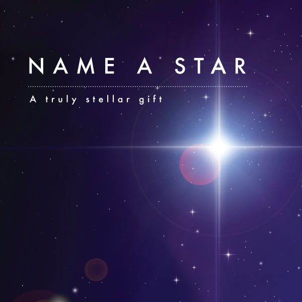 Name a Star - Budget | ShaneToddGifts.co.uk