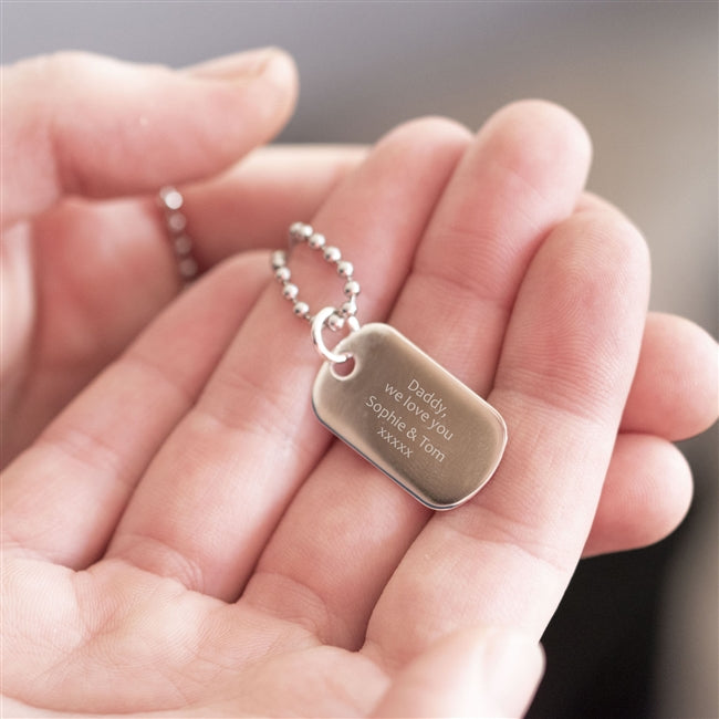 Sterling Silver Dog Tags, Dog Supplies by Low Cost Gifts