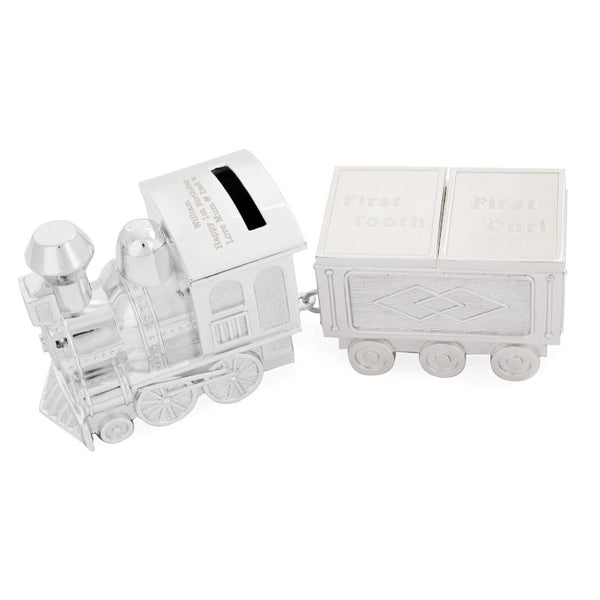 personalised-train-money-box-with-tooth-curl-trinket-box