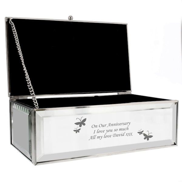 personalised-butterflies-mirrored-jewellery-box