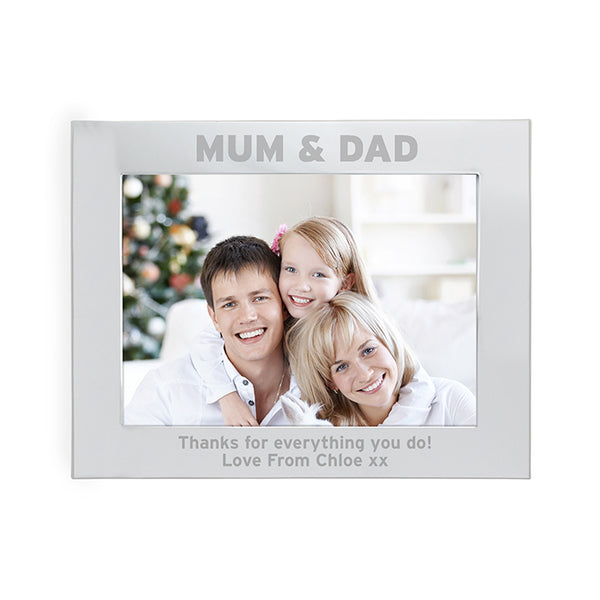 personalised-silver-5x7-mum-dad-photo-frame