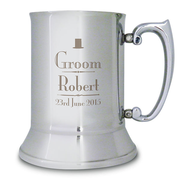 personalised-decorative-wedding-groom-stainless-steel-tankard