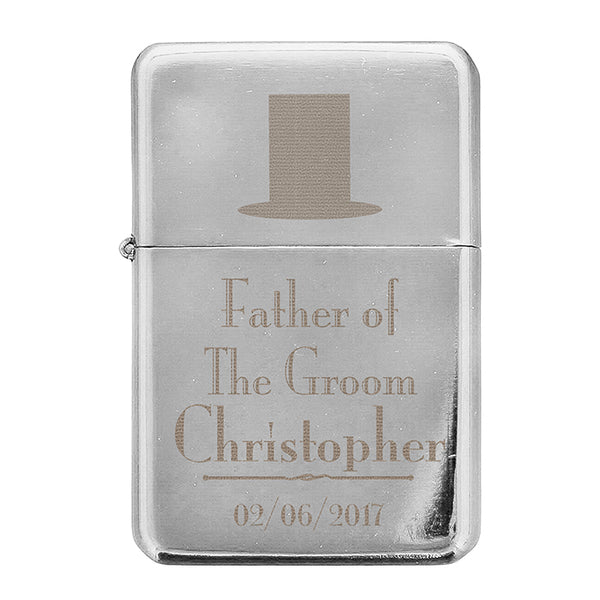 personalised-decorative-wedding-father-of-the-groom-lighter