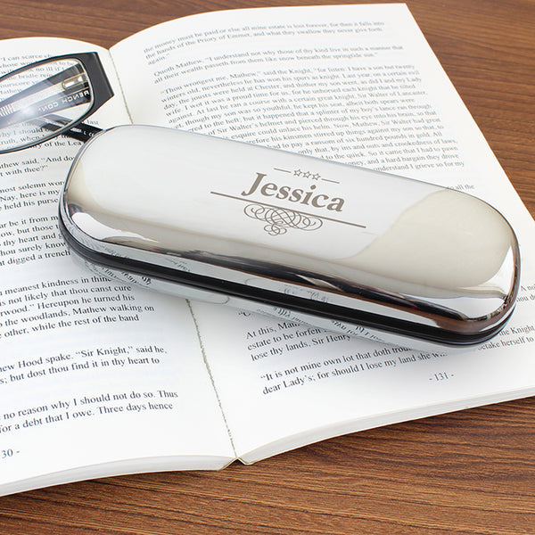 Personalised Decorative Glasses Case