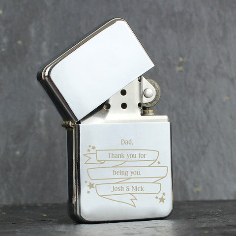 Buy Personalised Shining Star Lighter