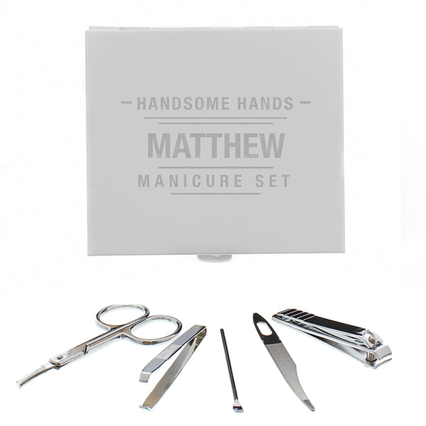 personalised-handsome-hands-manicure-set