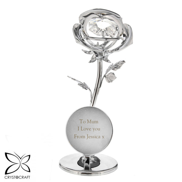personalised-crystocraft-rose-ornament