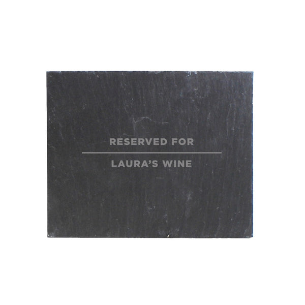personalised-classic-single-slate-coaster