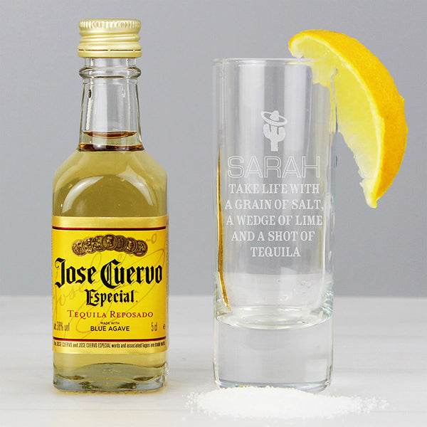 personalised-tequila-shot-glass-and-miniature-tequila