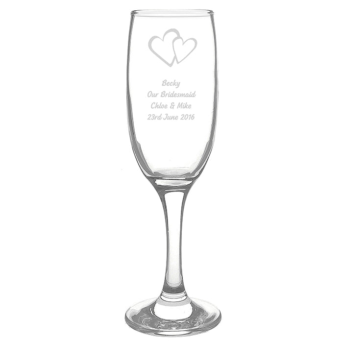 Personalised Heart Flute