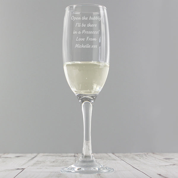 personalised-any-message-prosecco-flute