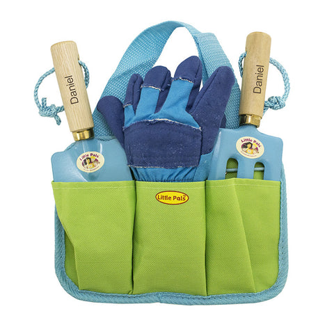 Personalised Boys Gardening Tool Kit - Shane Todd Gifts UK