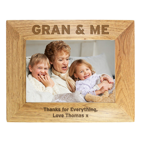 personalised-gran-me-5x7-wooden-photo-frame