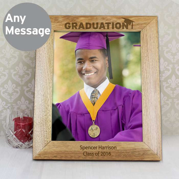 personalised-10x8-graduation-wooden-photo-frame