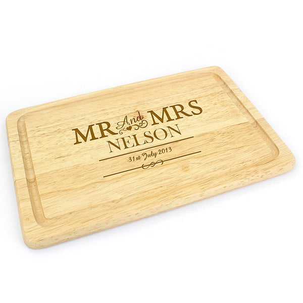 personalised-mr-mrs-rectangle-chopping-board