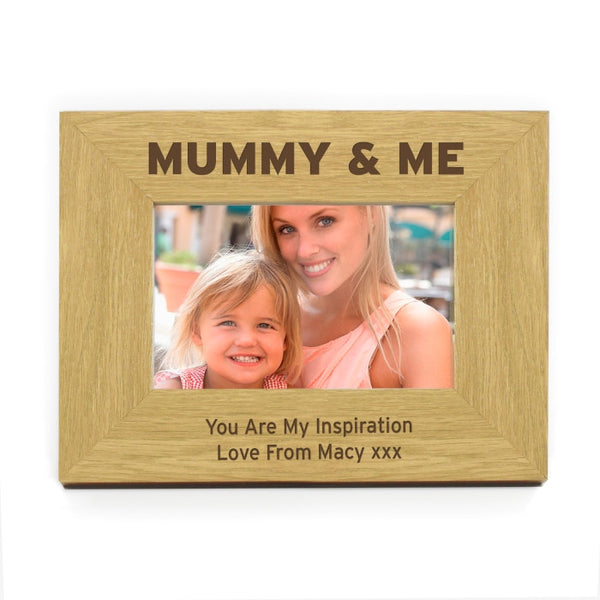 personalised-mummy-me-6x4-wooden-photo-frame