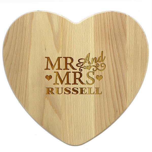 personalised-mr-mrs-heart-chopping-board