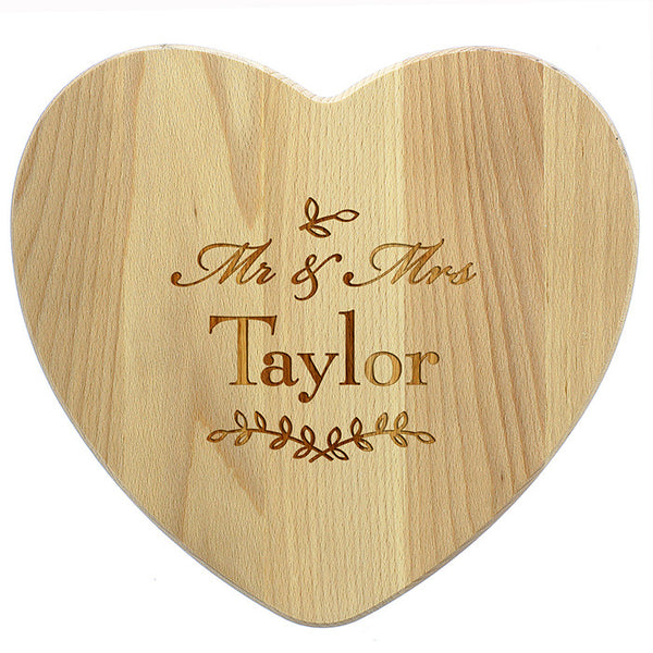personalised-mr-and-mrs-leaf-heart-chopping-board