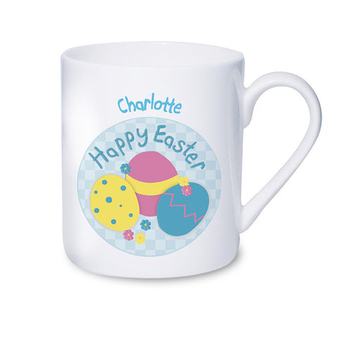 Personalised Easter Eggs Mug - Shane Todd Gifts UK