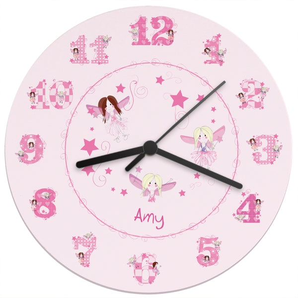 personalised-fairy-clock