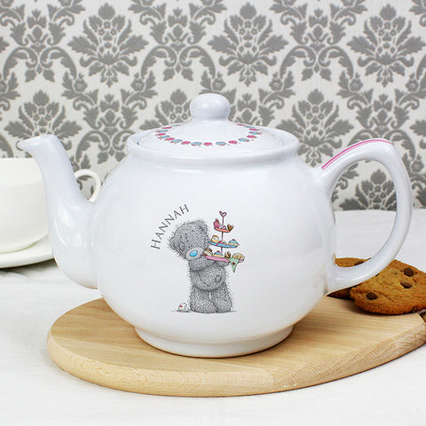 Personalised Me To You Cupcake Teapot