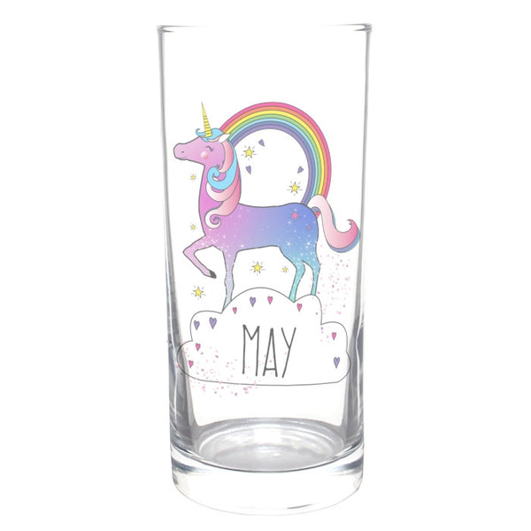 personalised-unicorn-hi-ball-glass