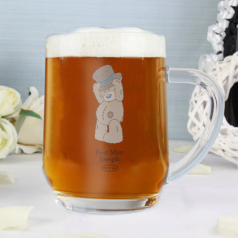 Personalised Me To You Wedding Tankard | ShaneToddGifts.co.uk