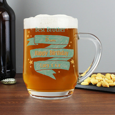 Personalised Shining Star Tankard | ShaneToddGifts.co.uk