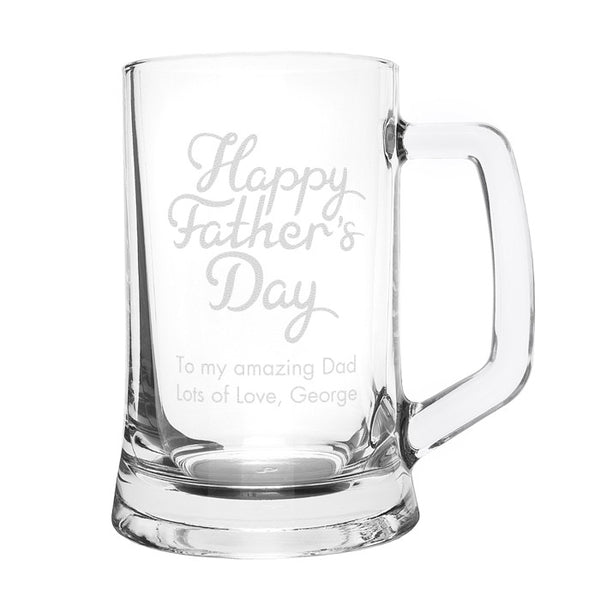 personalised-happy-fathers-day-glass-pint-stern-tankard