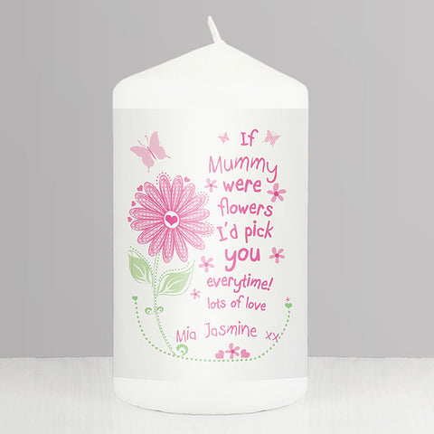 Buy Personalised Id Pick You Candle