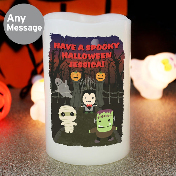 personalised-halloween-led-candle