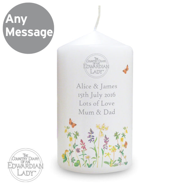 personalised-country-diary-wild-flowers-candle