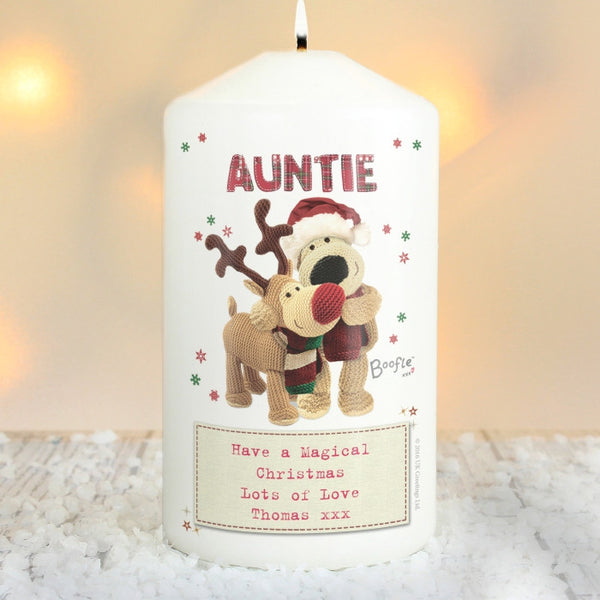personalised-boofle-christmas-reindeer-candle