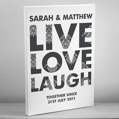 Live Love Laugh Collection