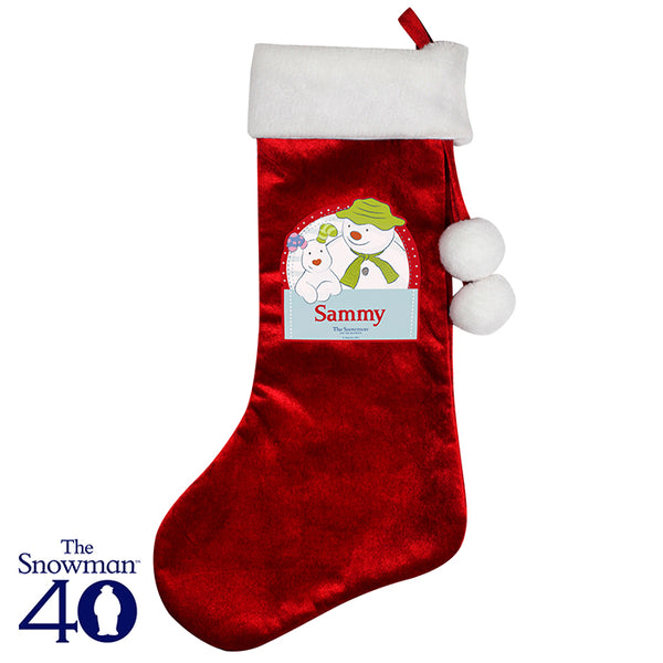 personalised-the-snowman-and-the-snowdog-luxury-stocking