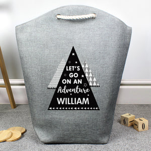 Personalised Adventure Is Out There Storage Bag