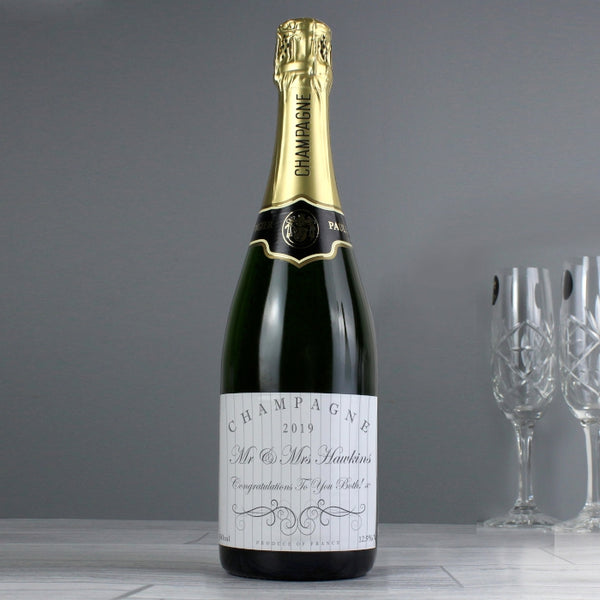 personalised-elegant-swirl-champagne-bottle