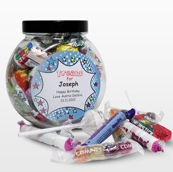 personalised-comic-book-sweet-jar