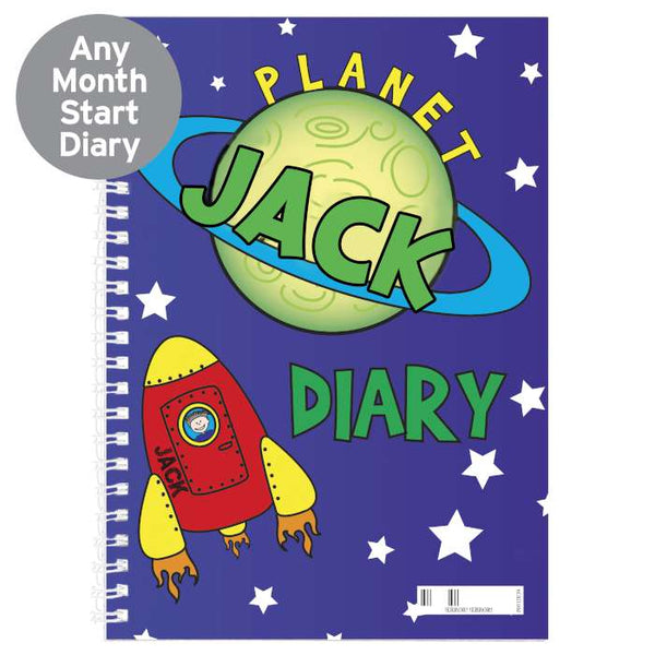 personalised-space-a5-diary