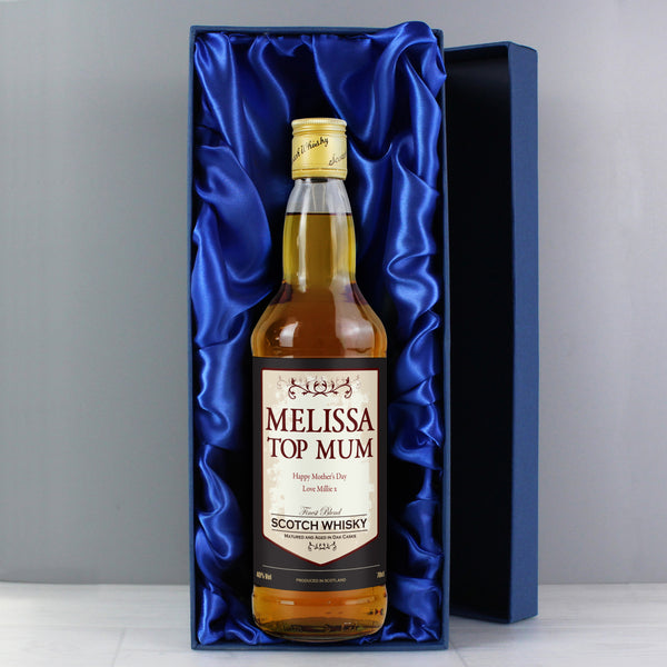 Personalised Classic Whisky with Gift Box