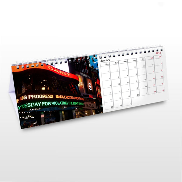 personalised-new-york-desk-calendar
