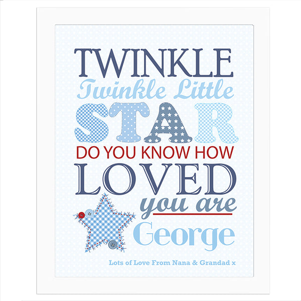 personalised-twinkle-boys-poster-white-frame