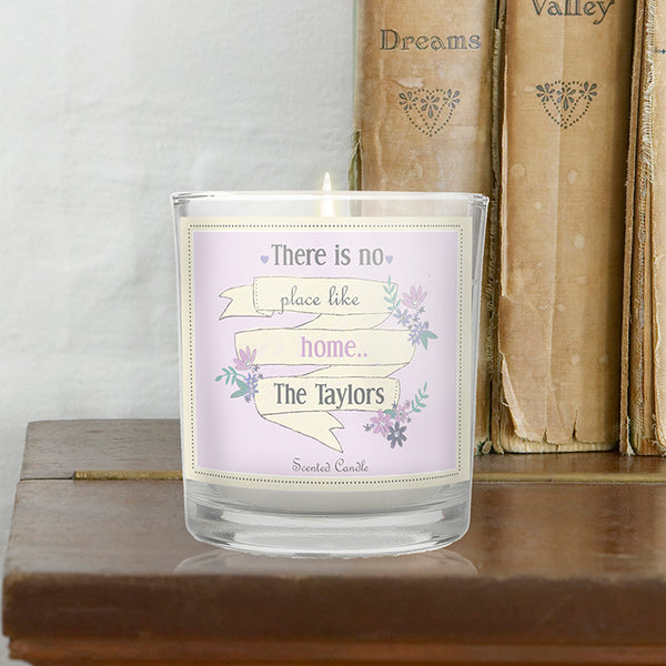 personalised-garden-bloom-scented-jar-candle